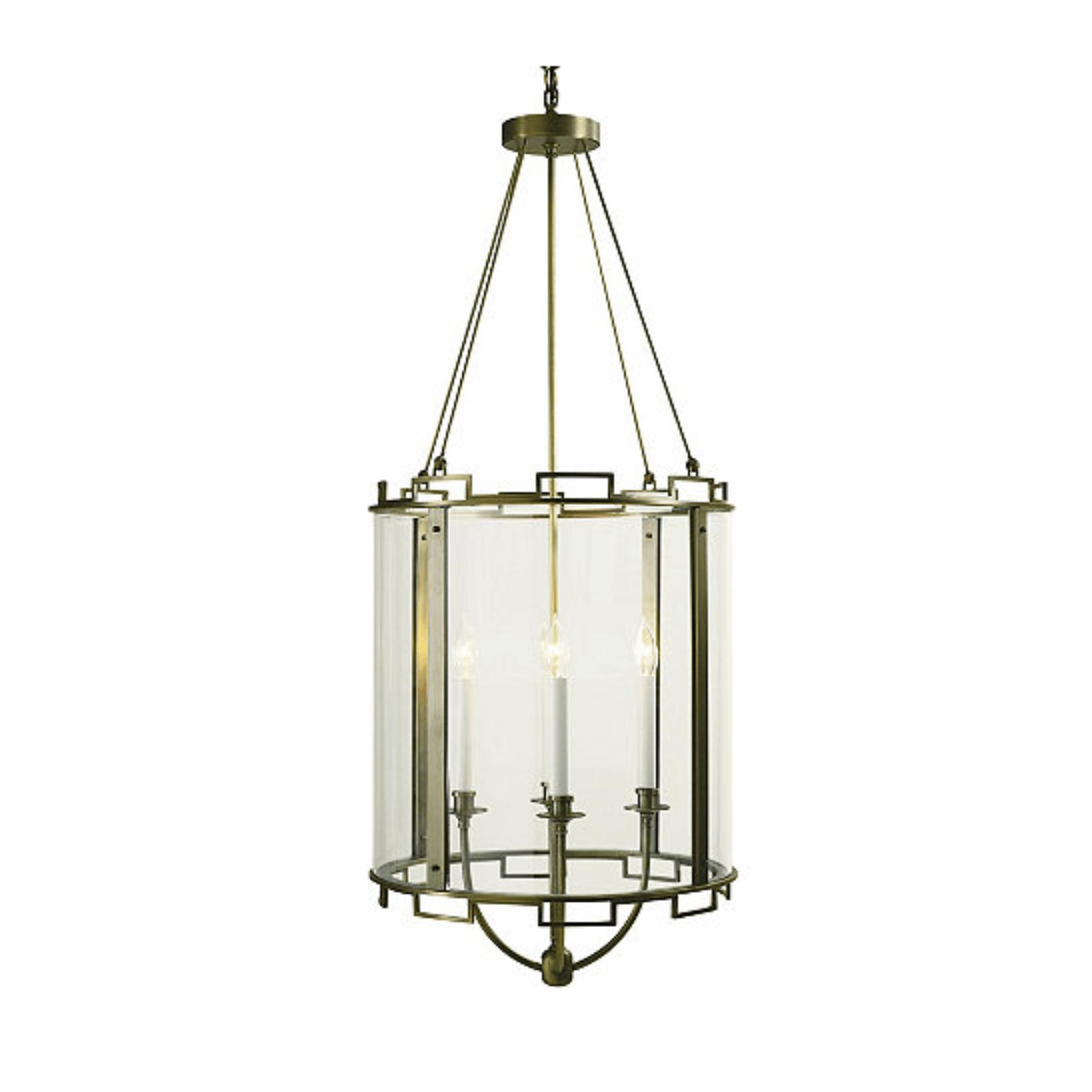 Two Design Lovers Baker Georgian Lantern