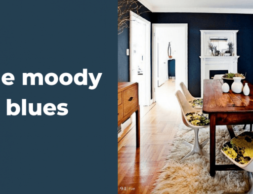 15 Moody Blue Interiors