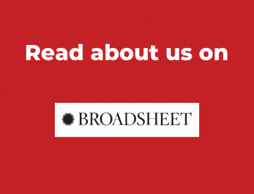 Read more about us on Broadsheet