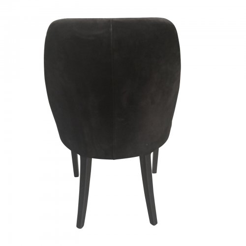 two design lovers nubuck dining chair back