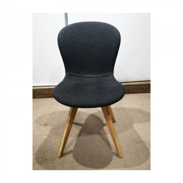 Two Design Lovers Bo Concept Adelaide Chair front