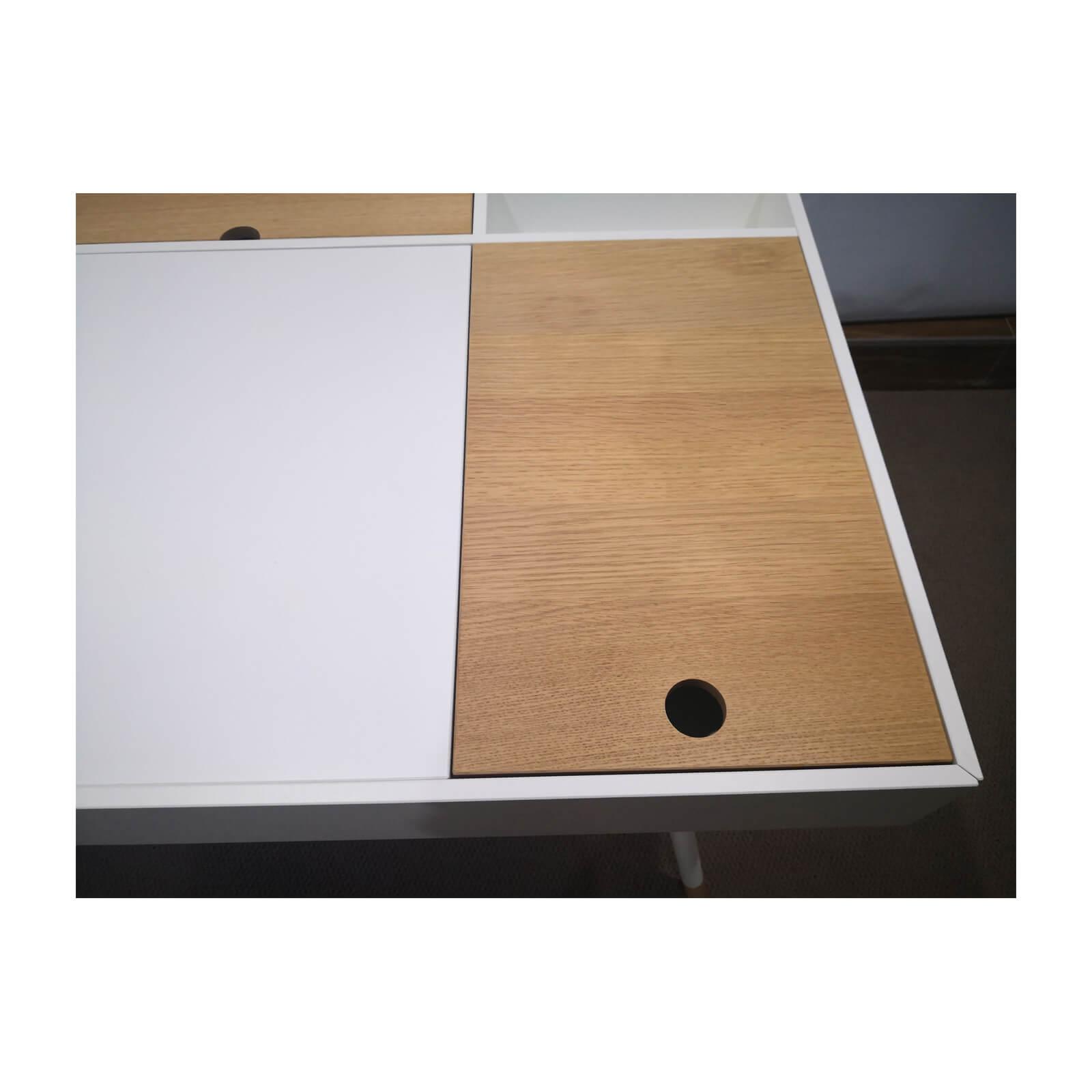 Two Design Lovers Bo Concept desk detail