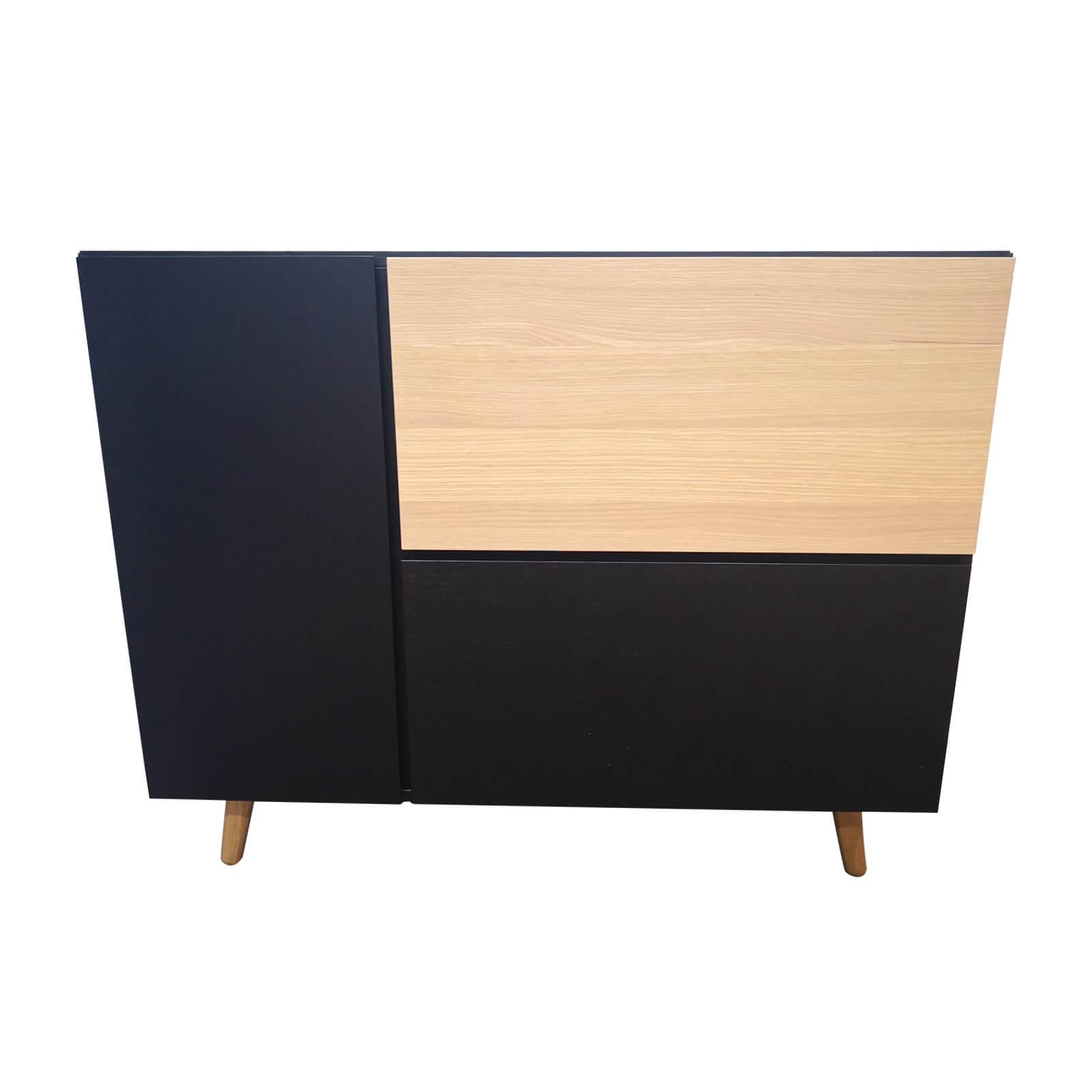 Two Design Lovers Bo Concept Lugano cabinet