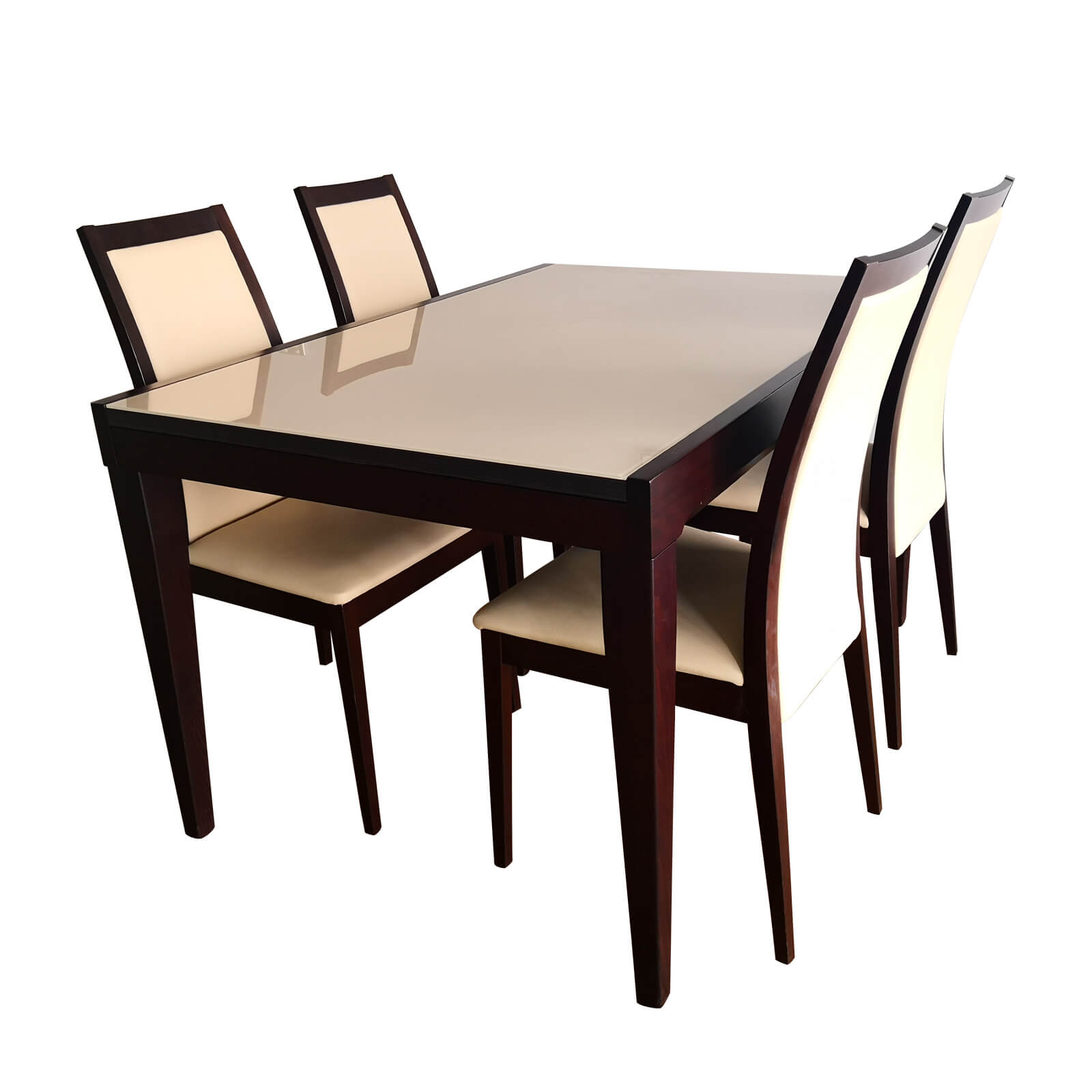 Two Design Lovers Italian 5 piece dining set
