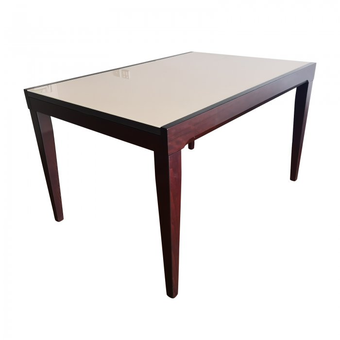 Two Design Lovers Italian 5 piece dining set table