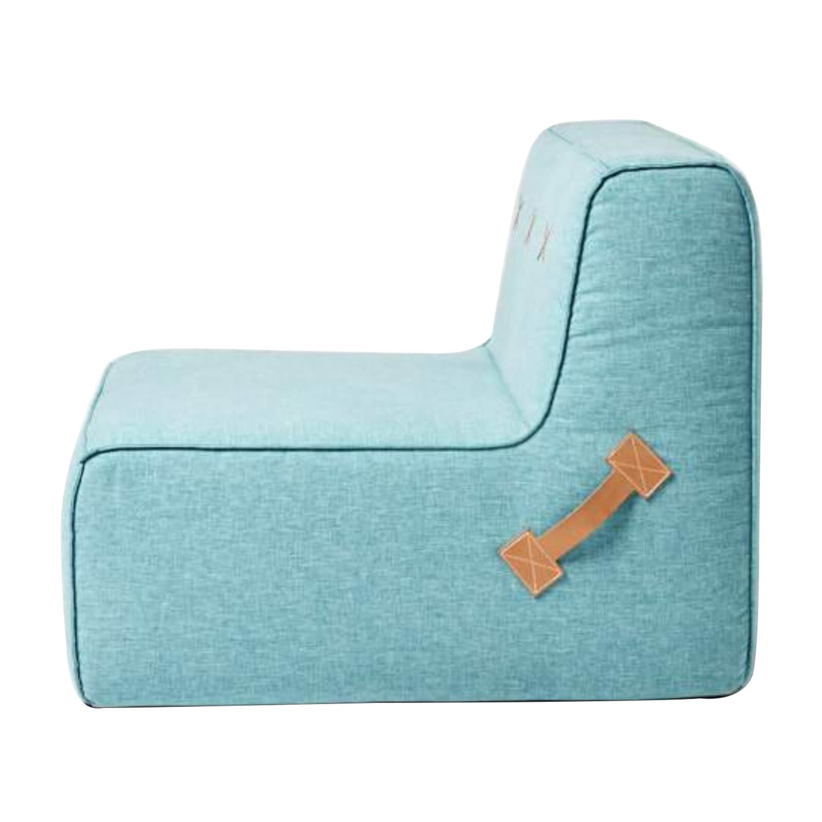 Two Design Lovers Koskela Quadrant Soft Sofa Blue