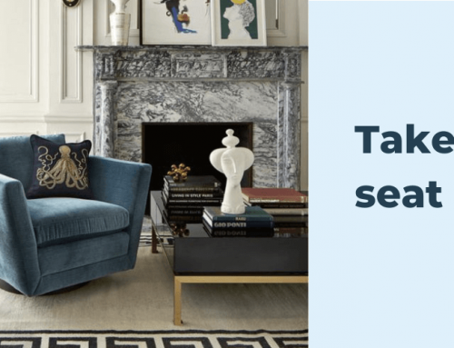 Take a seat! Find the perfect accent chair