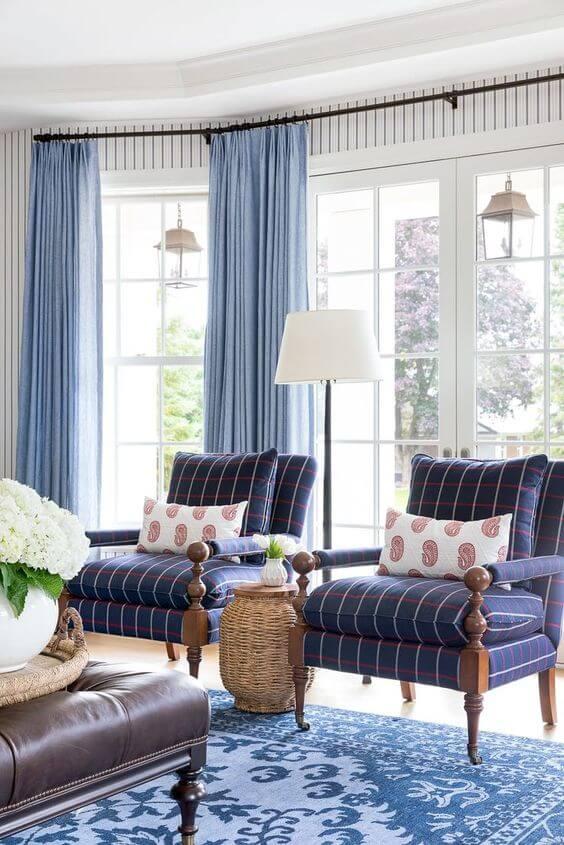 Two Design Lovers ria Hammel Interiors Armchair