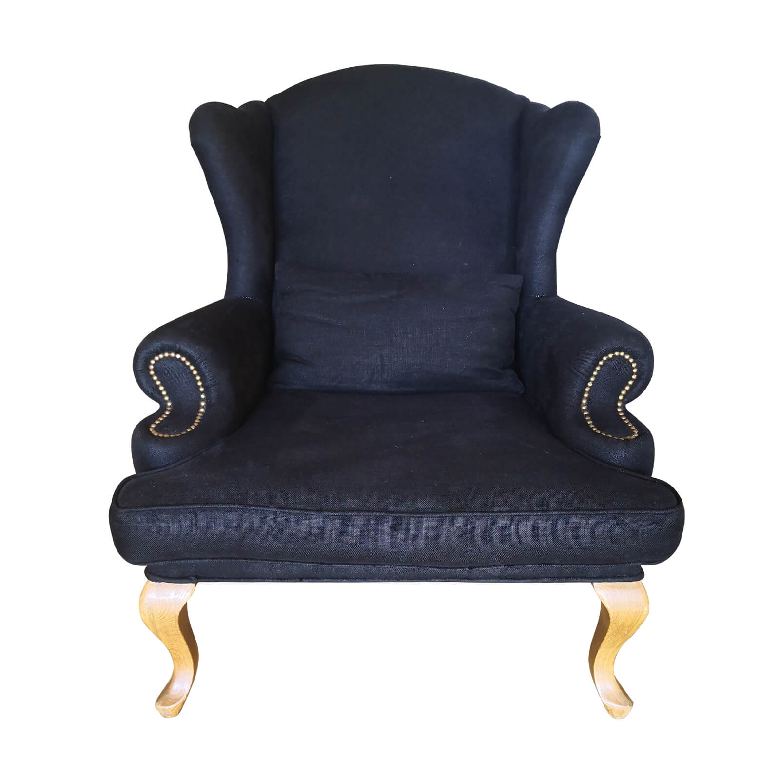 Two Design Lovers Wing back chair