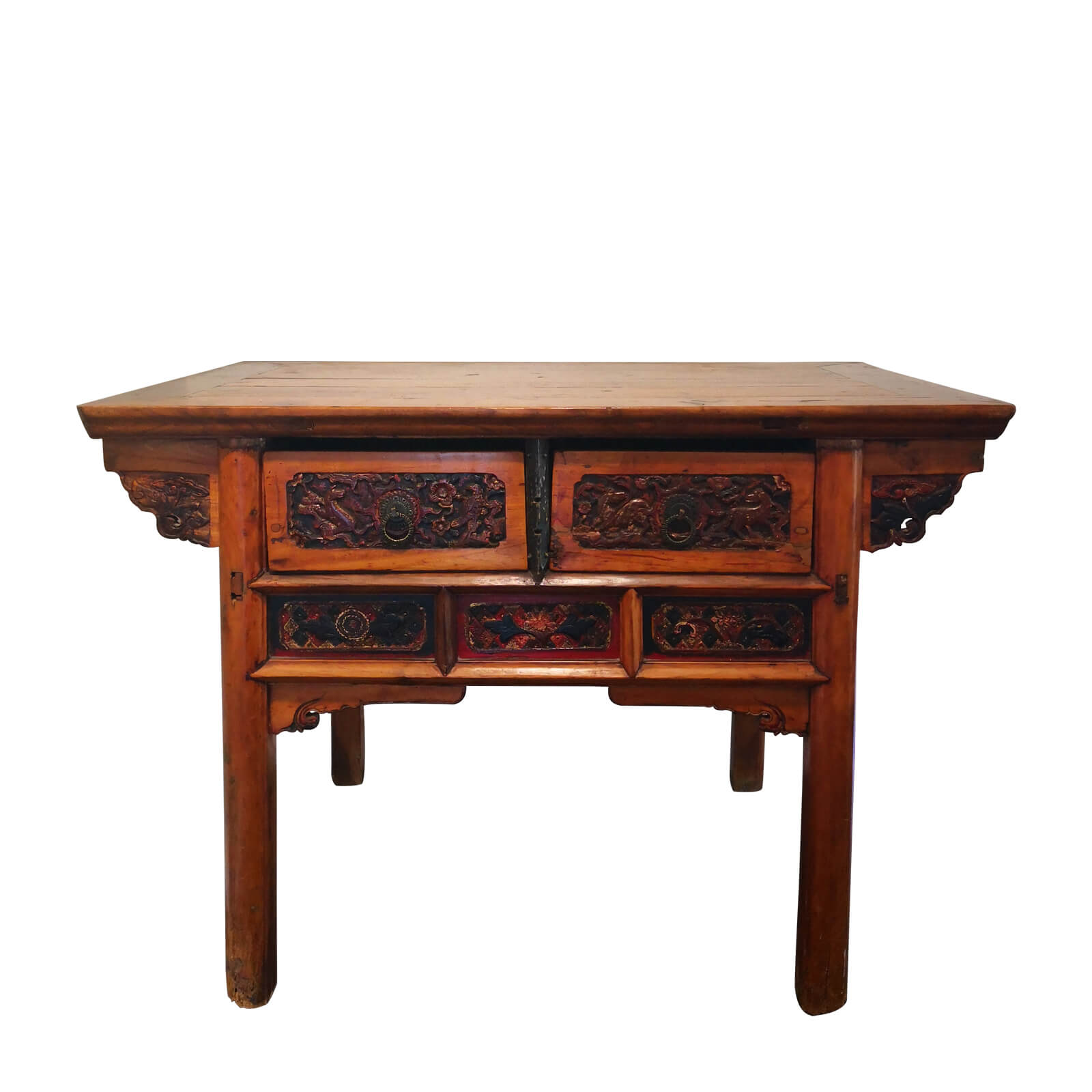 Two Design Lovers Asian console table