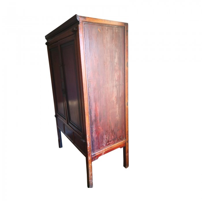 Two Design Lovers Asian cabinet side angle
