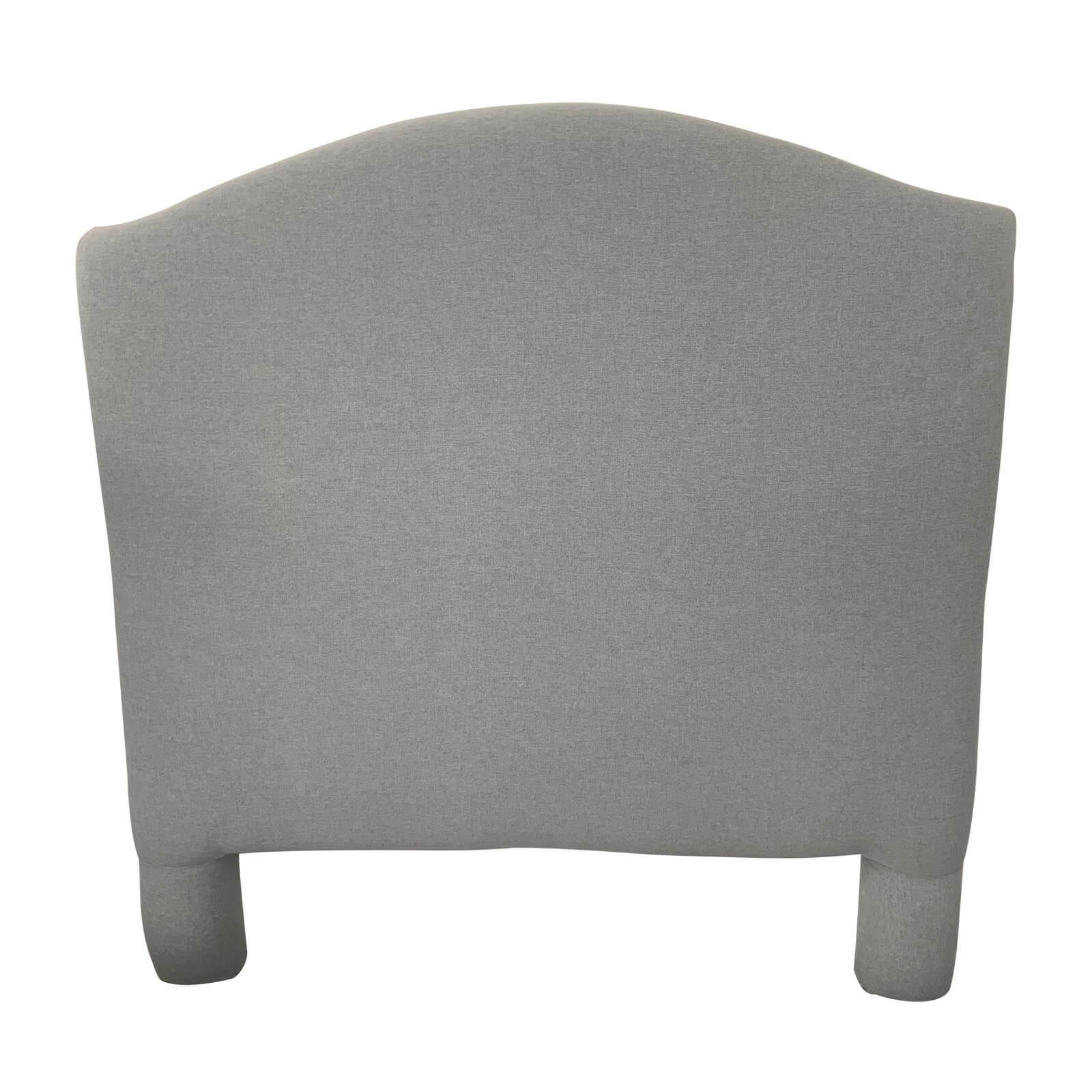 Two Design Lovers Bedsahead grey Estelle bedhead