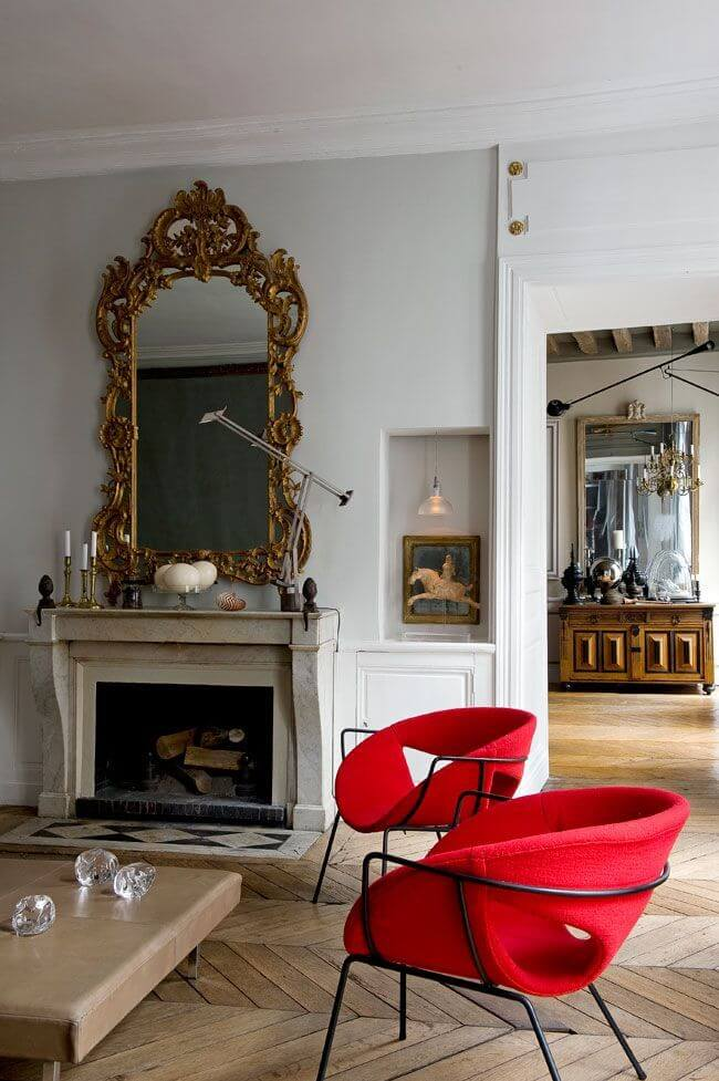 Two Design Lovers Accent Chairs