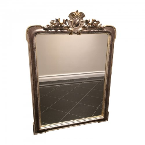 Decorative tall mirror