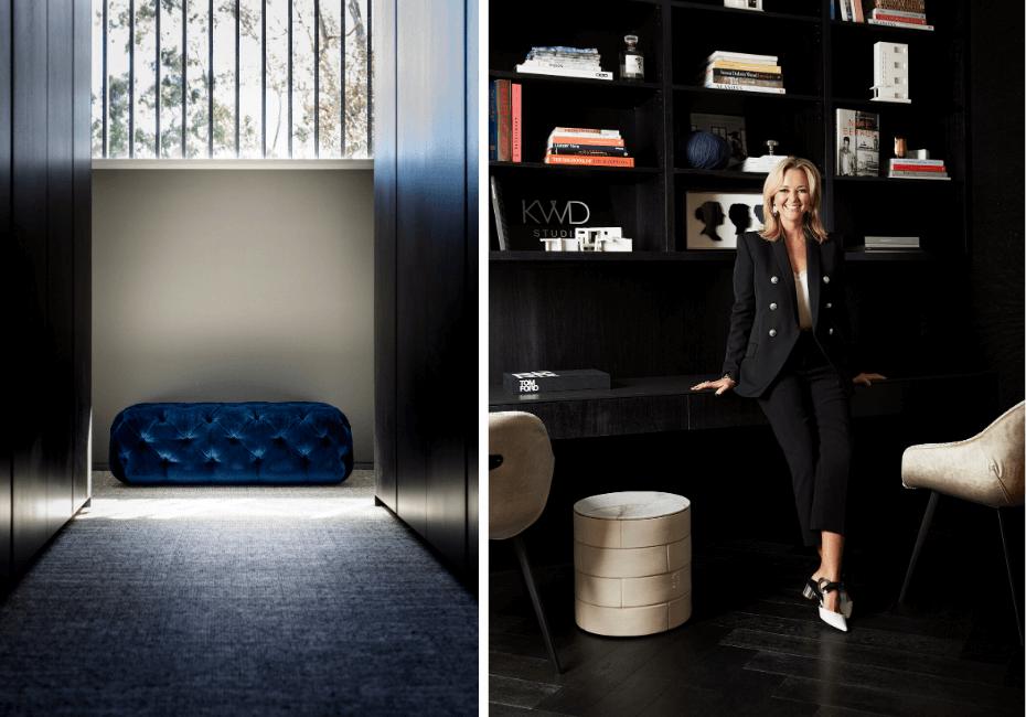 Two Design Lovers Blog Kate Walker study