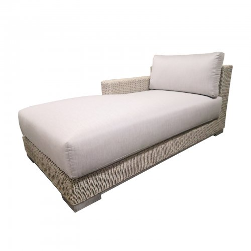 Two Design Lovers outdoor furniture Osier Belle Frappant daybed