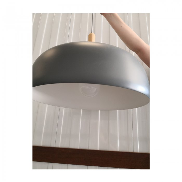 Two Design Lovers Acorn light Northern interior
