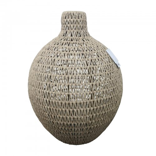 Two Design Lovers Outdoor Wicker Light Shade