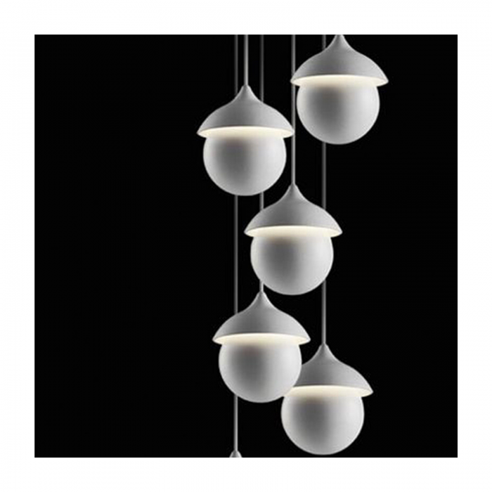 Two Design Lovers Illustri Sphere pendant group