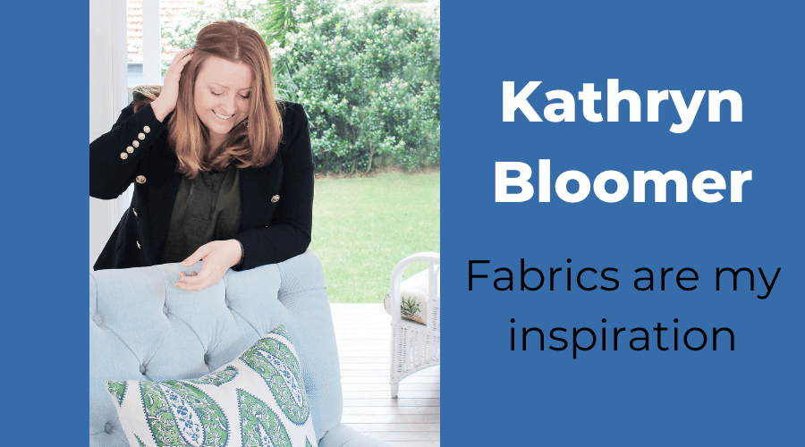 Two Design Lovers blog post Kathryn Bloomer