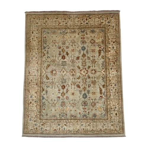 Two Design Lovers Hali Hand knotted rug