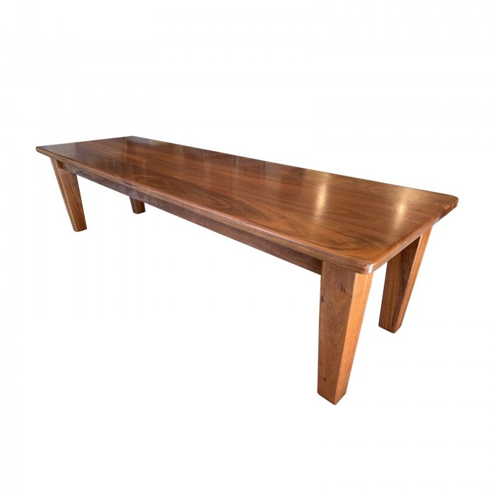 Two Design Lovers Red Cedar Coffee table