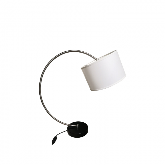 Two design Lovers Bloomingdales arc table lamp