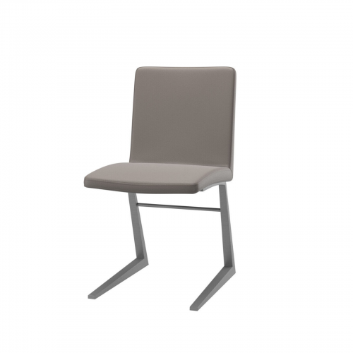 Bo Concept Mariposa chair in leather