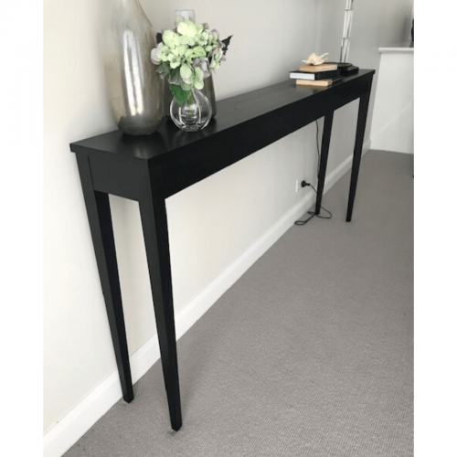 Coco Republic Baker console table insitu