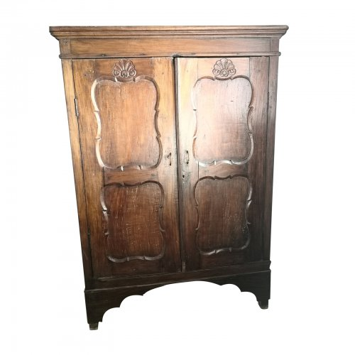 rustic german style cabinet