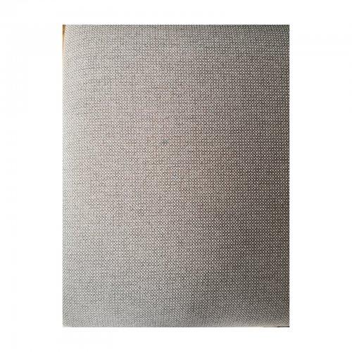 Two Design Lovers upholstered ottoman edge