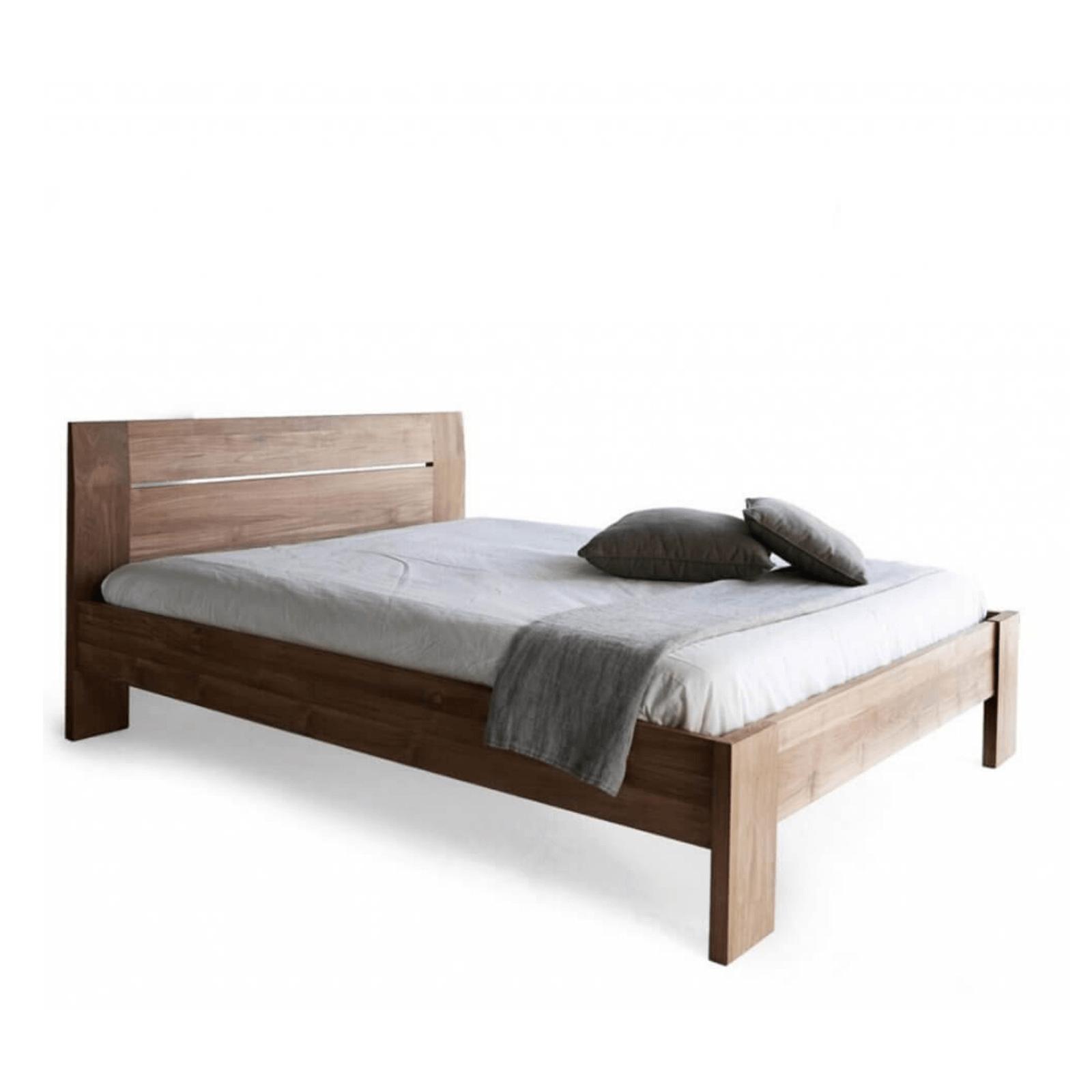 Two Design Lovers Ethnicraft Teak Bed
