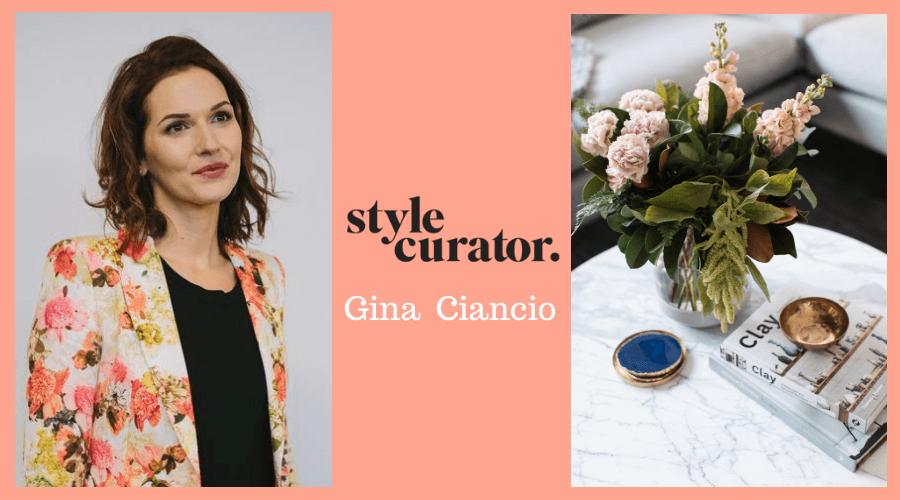 Two Design Lovers Style Curator Gina