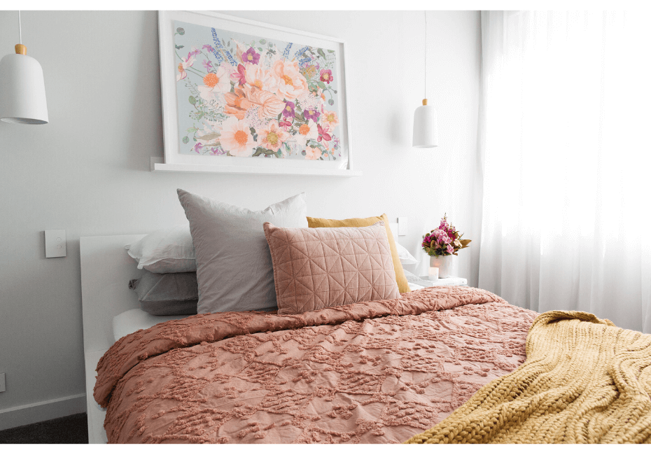 Two Design Lovers Style Curator Bed
