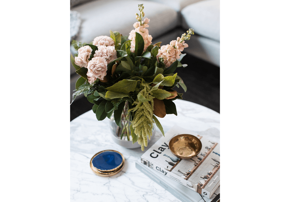 Two Design Lovers Style Curator Flowers