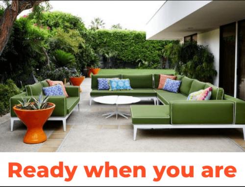 How to choose the best weatherproof outdoor furniture