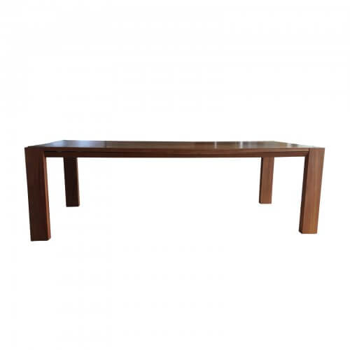 Drake Martin Spotted Gum Table