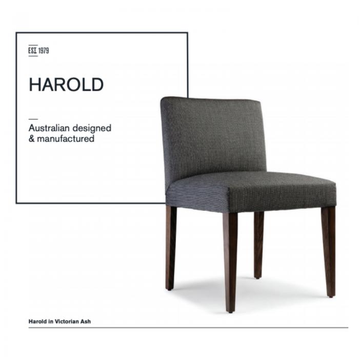 Arthur G Harold chair 4