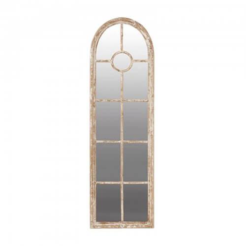 Arch top mirror