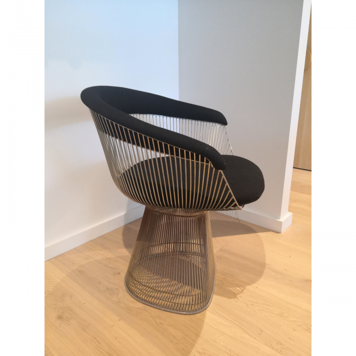 Two Design Lovers Platner Dining Chair & Table 3