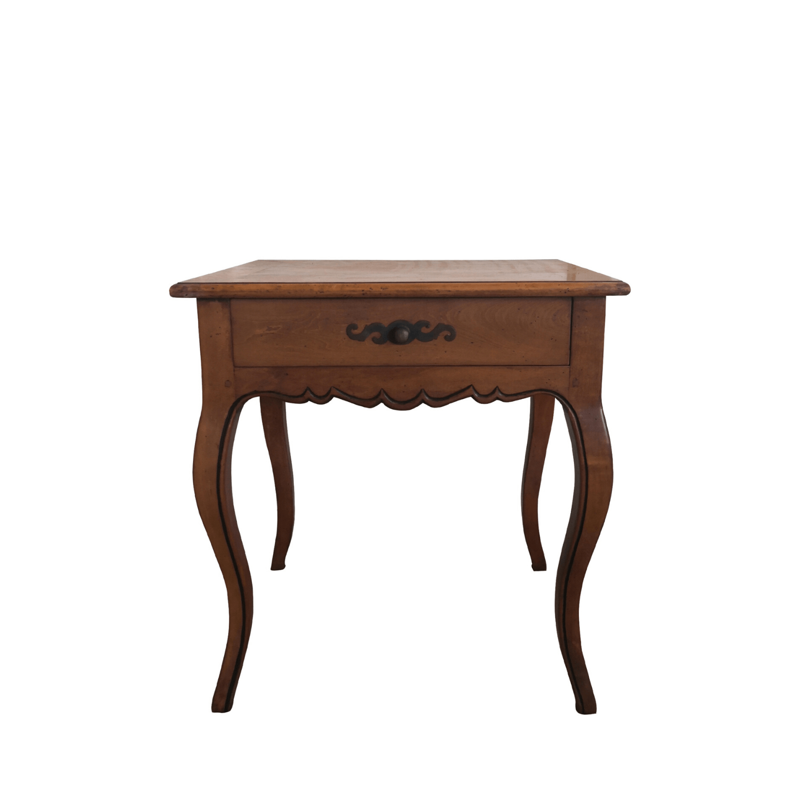 Two Design Lovers antique side table