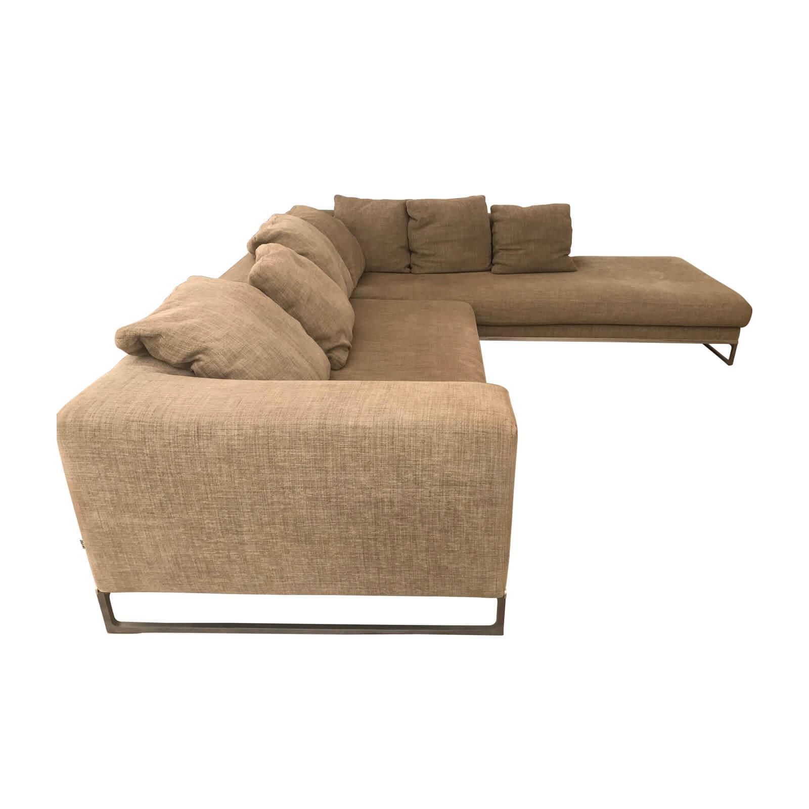Two Design Lovers B&B Italia Dadone sofa 1