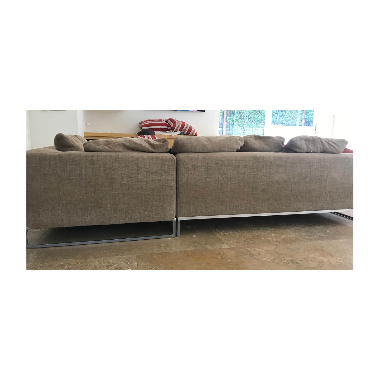 Two Design Lovers B&B Italia Dadone sofa 8