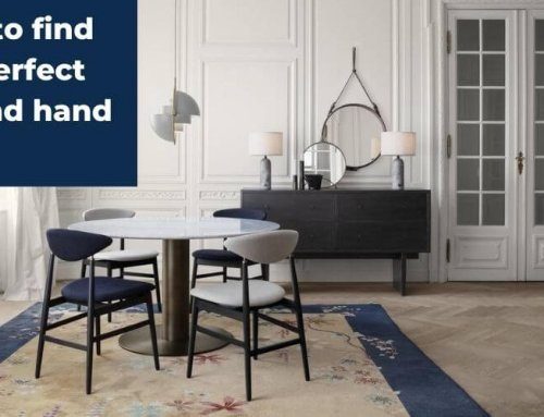 How to find authentic designer furniture on a budget