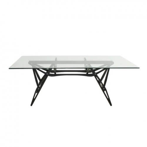 Carlo Mollino and Zanotta 2320 Reale table