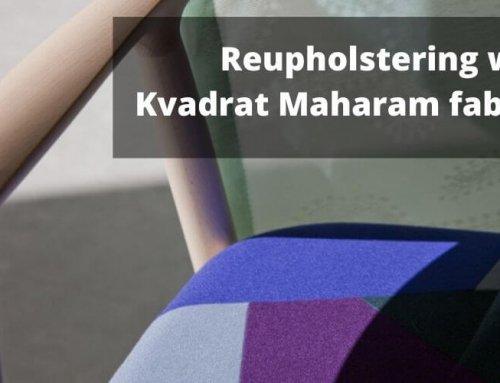 Designer Spotlight: Kvadrat Maharam