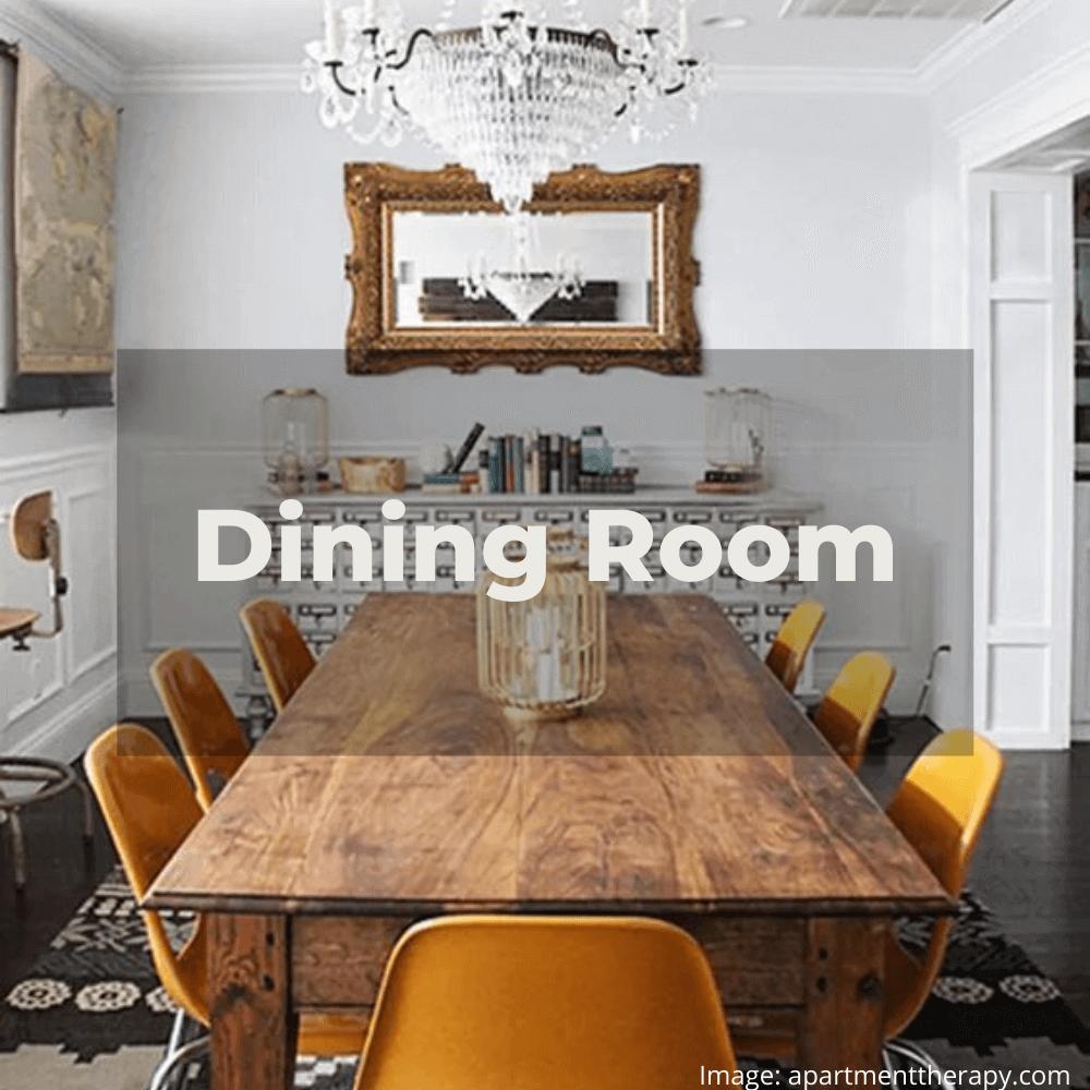 Two Design Lovers designer furniture Dining Room category