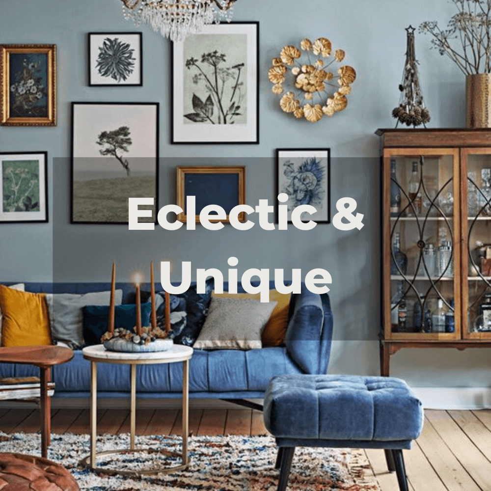 Two Design Lovers designer furniture Eclectic and Unique style category
