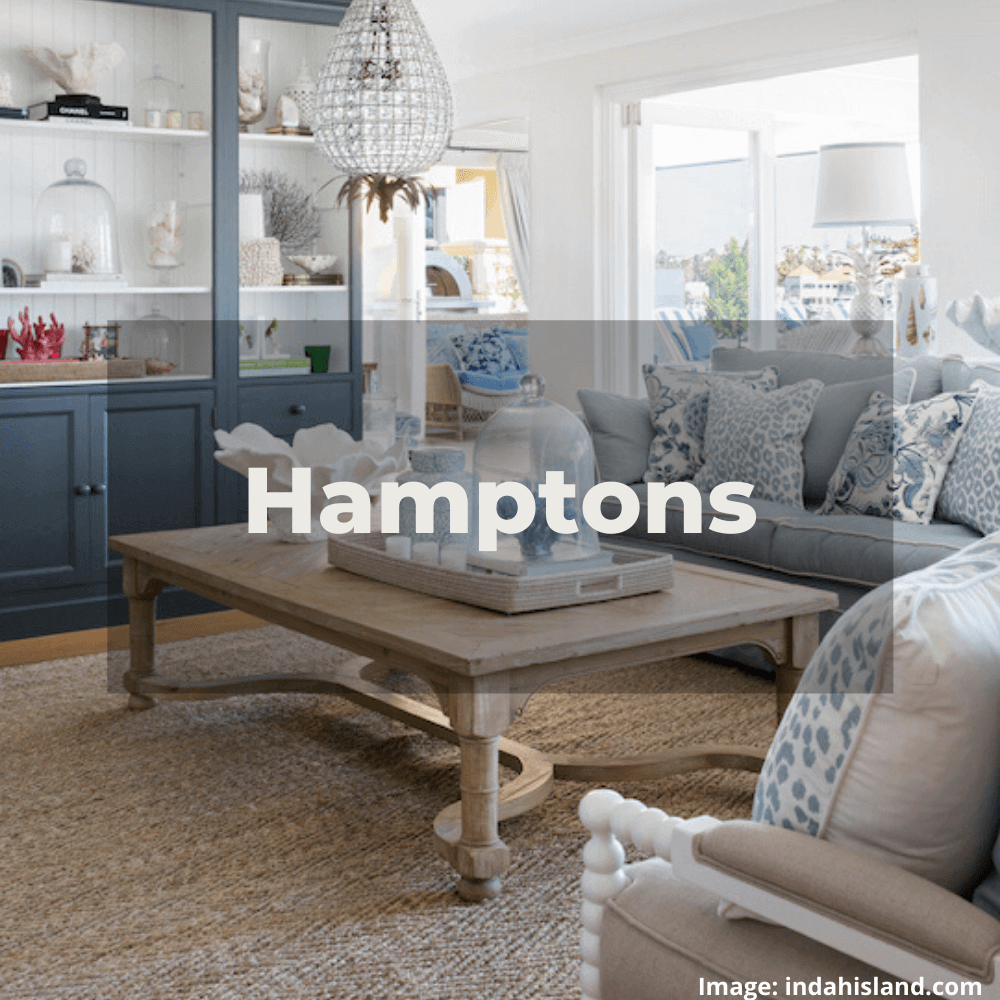 Two Design Lovers designer furniture Hamptons style category