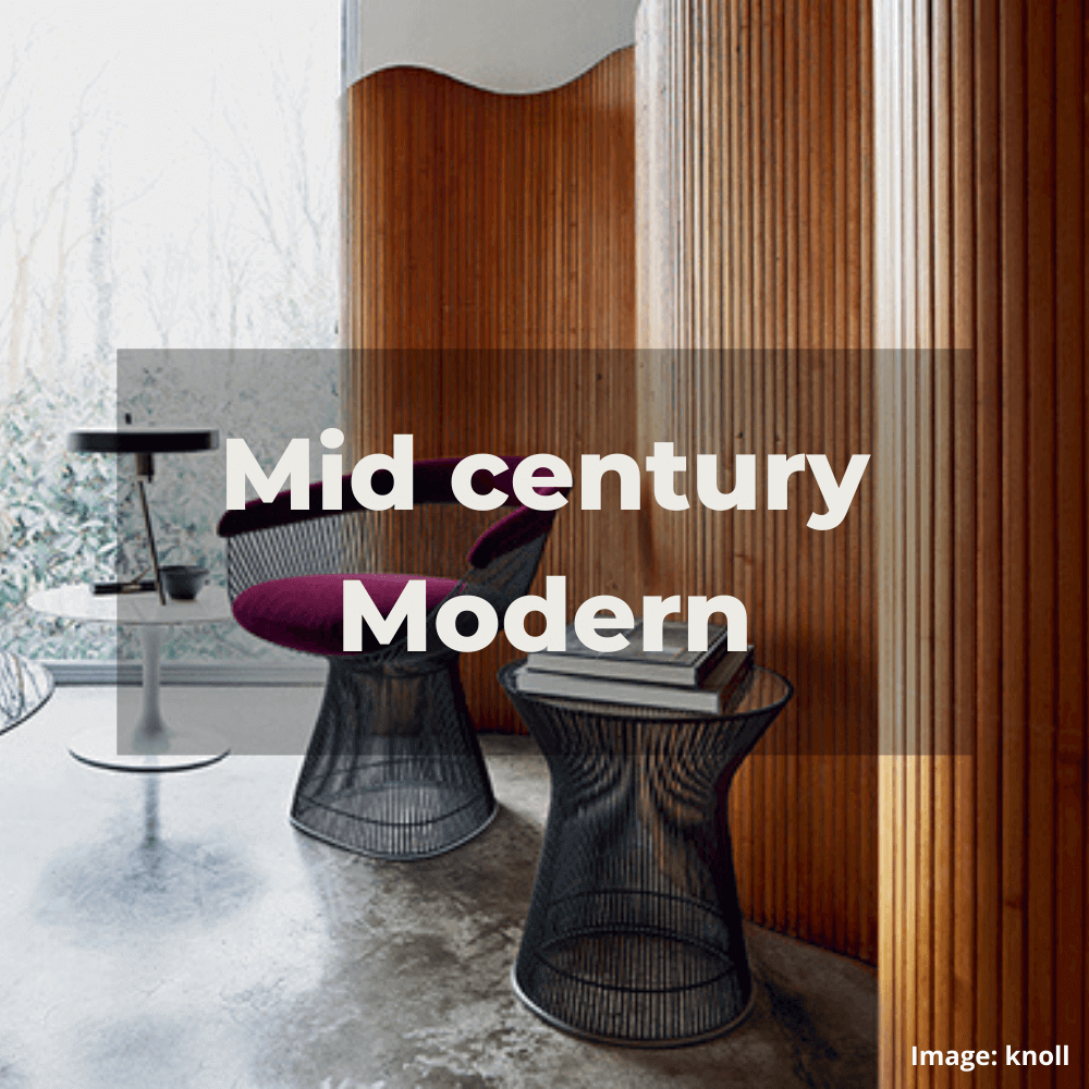Two Design Lovers designer furniture Mid Century Modern style category